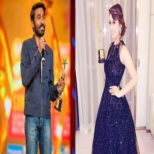 SIIMA 2015 Tamil winners: Dhanush and Hansika walk away with top awards!