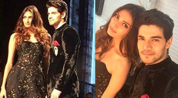 In pics: Hero hotties Sooraj Pancholi and Athiya Shetty walk the ramp for the first time – Hot or not?