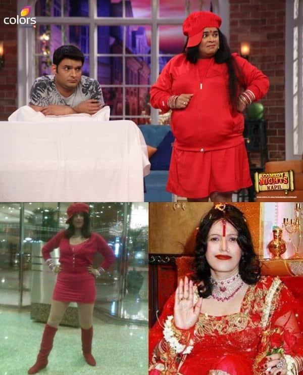 OMG: Kapil Sharma and Kiku Sharda make fun of Radhe Maa in Comedy Nights With Kapil