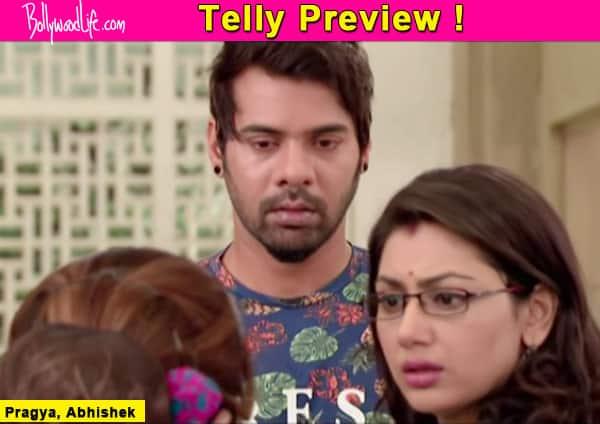 Kumkum Bhagya: Pragya's mother turns the villain in Abhi's love story! Watch video