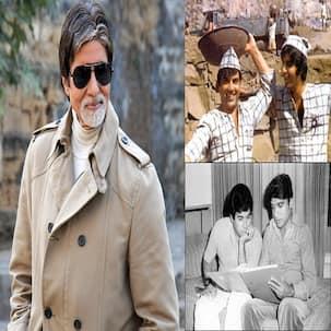 Amitabh Bachchan: It was because of Dharmendra and Salim Khan-Javed Akhtar that I got Sholay