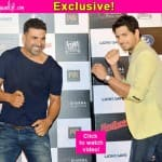 Sidharth Malhotra: I had to gain 10 kgs to match Akshay's presence and stardom – watch video!