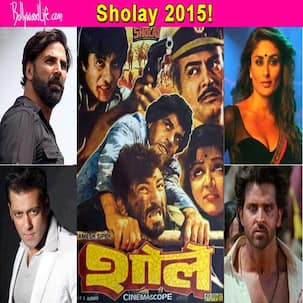 40 years of Sholay: Salman Khan as Veeru, Hrithik Roshan as Jai - 5 actors who can star in Sholay remake!