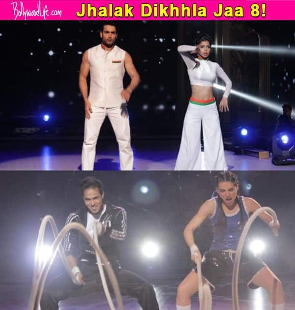 Jhalak Dikhhla Jaa Reloaded highlights: Vivian Dsena and Scarlett Wilson get a perfect score