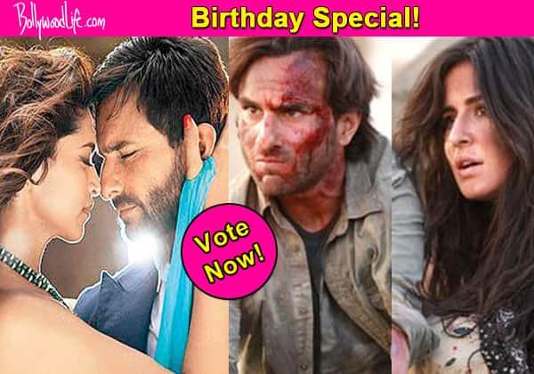 Deepika Padukone, Katrina Kaif, Kareena Kapoor: who looks best with Saif Ali Khan?