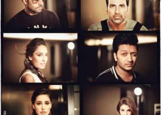 Here's how Akshay Kumar and Jacqueline Fernandez will look in Housefull 3!