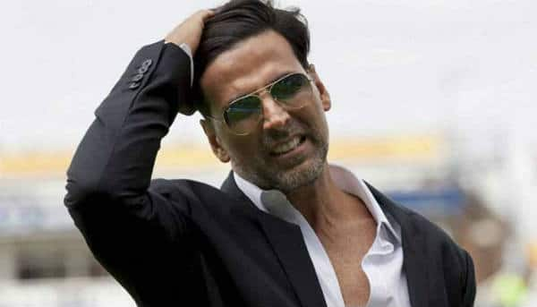 Akshay Kumar suffers a 'humiliating' accident on the sets of Housefull 3! Watch video…