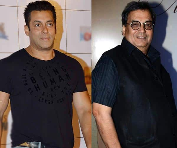 Complaint filed against Salman Khan and Subhash Ghai for not paying the original scriptwriter of Hero