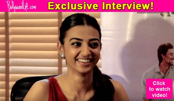 WATCH Radhika Apte's super cool Rapid Fire session!