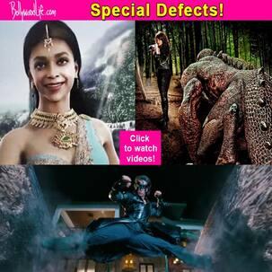 Hrithik Roshan's Krrish 3, Rajinikanth's Kochadaiiyaan - 5 Indian films with awful CGI effects!