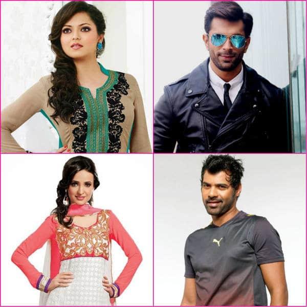 Here's how Drashti Dhami, Shabbir Ahluwalia, Sanaya Irani, Karan Patel started their career – Watchvideos!