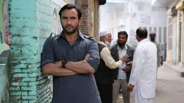 SHOCKING! Saif Ali Khan shot with militants in Phantom!