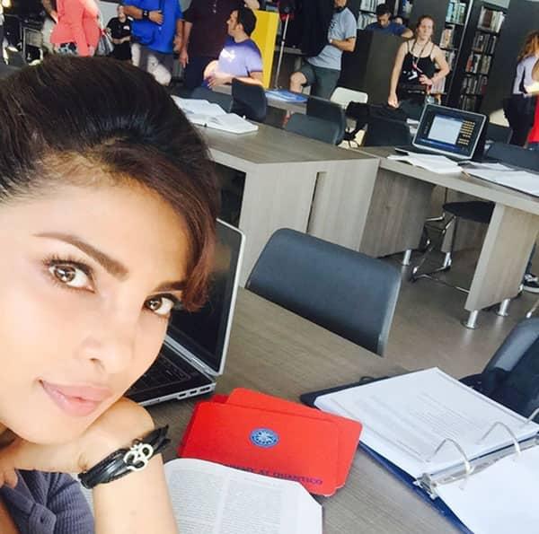 Priyanka Chopra goes back to school – find out how!