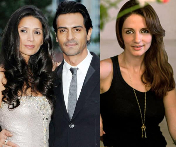 Is Hrithik Roshan's ex wife responsible for Arjun Rampal – Mehr Jesia divorce?
