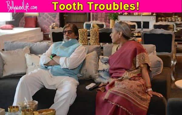Amitabh Bachchan ignores pain for Arjun Kapoor's Ki and Ka!
