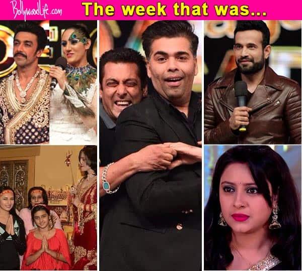 Salman Khan, Parth Samthaan, Divyanka Tripathi- Top 5 newsmakers of the week!