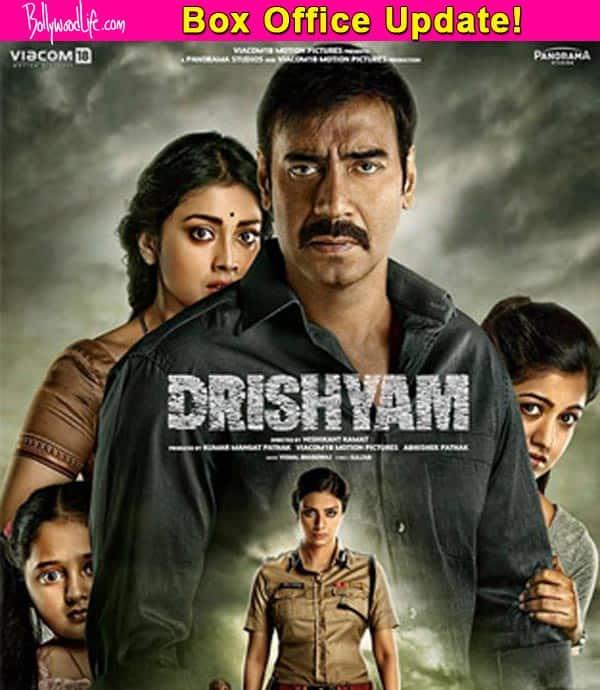 Drishyam box office update: Ajay Devgn-Shriya Saran-Tabu's mystery thriller rakes in Rs 71.72 crore!