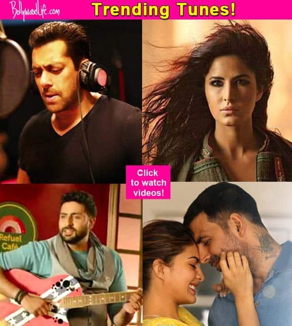 Salman Khan's Main hoon hero tera, Katrina Kaif's Afghan jalebi, Abhishek Bachchan's Mere humsafar are a hit this week!