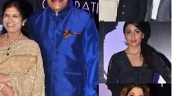 Chiranjeevi 60th birthday: Nagarjuna, Shriya Saran, Tamannaah, Ravi Teja, attend the gala birthday party!