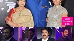 Chiranjeevi 60th birthday: Abhishek Bachchan, Rana Daggubati, Pawan Kalyan, Suriya, Allu Arjun attend party thrown by Ram Charan Teja!