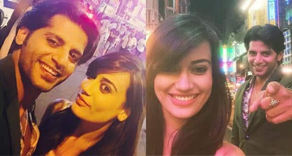 Just in: Qubool Hai's ex-couple Surbhi Jyoti and Karanvir Bohra back together – view pics!