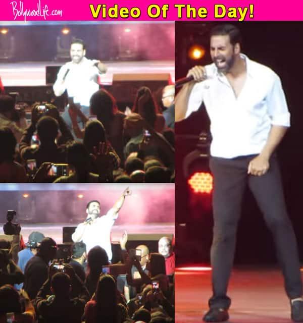 Akshay Kumar's UNPLUGGED VERSION of Teri Meri Kahaani will melt your heart – watch video!