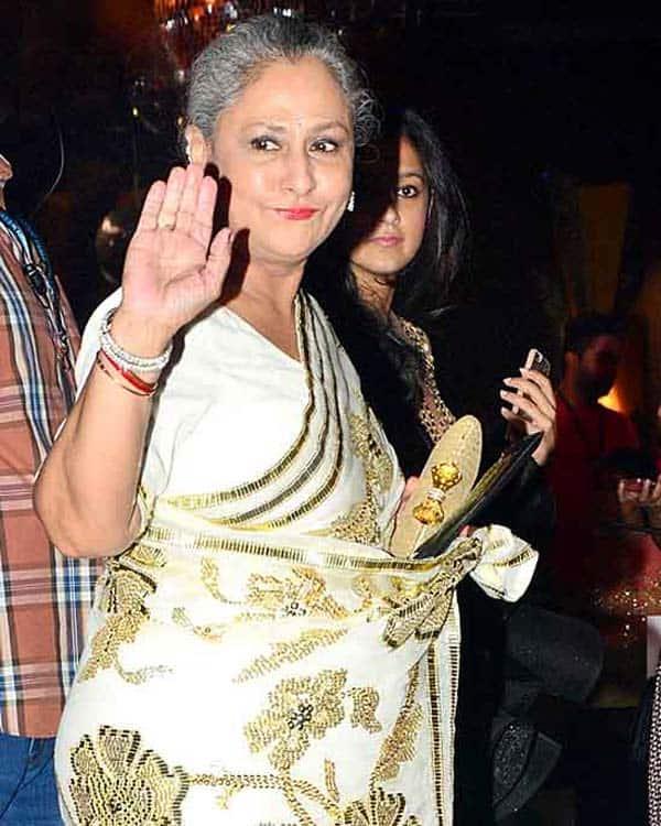 Lakme Fashion Week 2015: Jaya Bachchan lashes out at the media AGAIN!