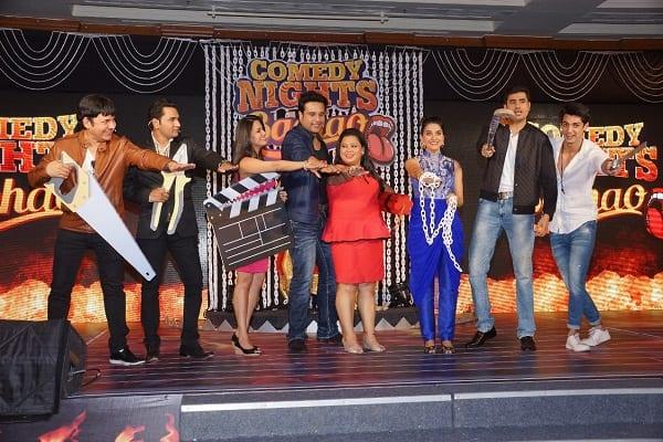 Comedy Nights Bachao: All you need to know about Anita Hassanandani, Karan Wahi, Bharti Singh's show!
