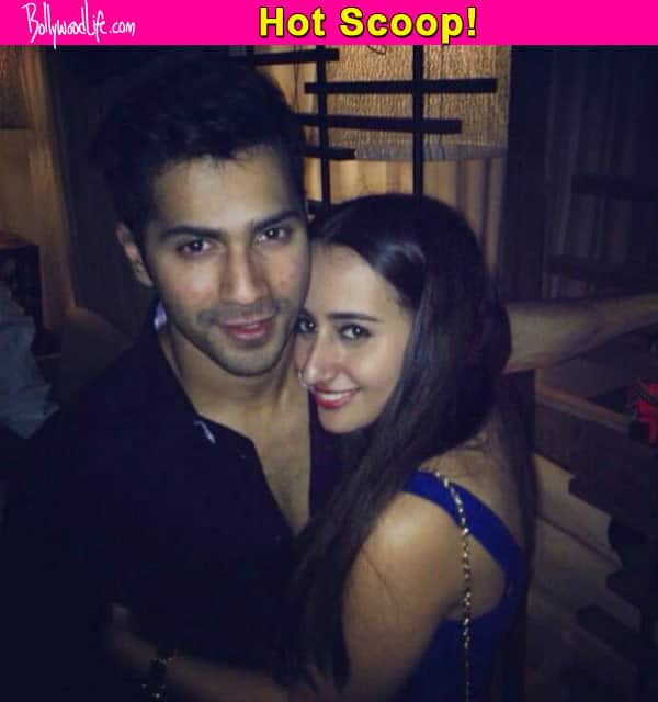 After Ranbir Kapoor and Katrina Kaif, Varun Dhawan leaves for Maldives with Natasha Dalal!