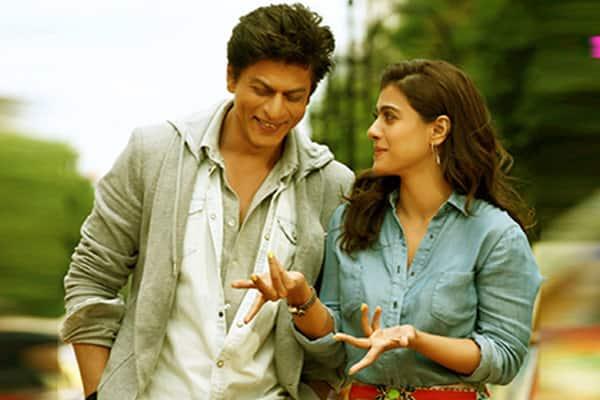Shah Rukh Khan: Kajol makes sure my songs look like magic