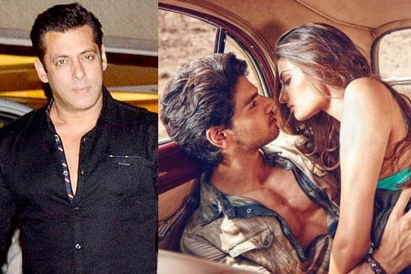 Salman Khan DELETED Sooraj Pancholi and Athiya Shetty's kissing scene from Hero?