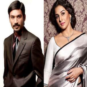 Vidya Balan declines a film opposite Dhanush?