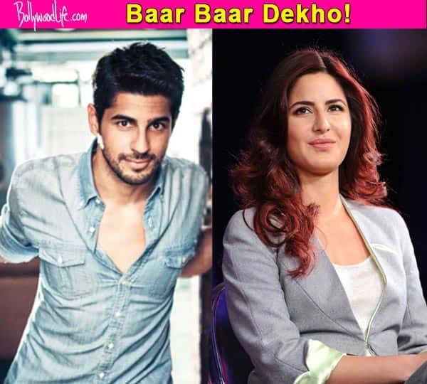 Just In: Sidharth Malhotra and Katrina Kaif's film titled Baar Baar Dekho!