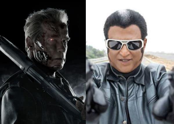 Rajinikanth In Robot