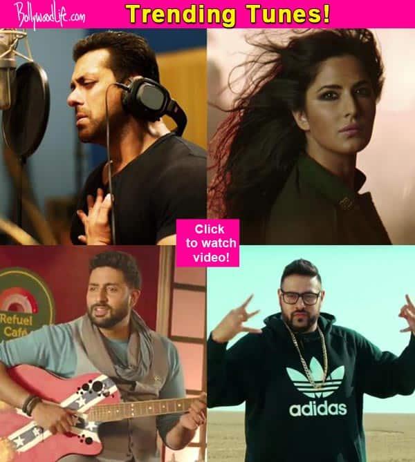 Trending Tunes: Salman Khan's Main hoon hero tera, Katrina Kaif's Afghan jalebi are a hit this week!