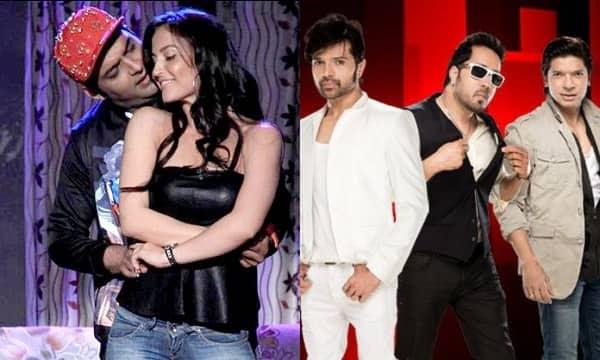 Kapil Sharma and Elli Avram to promote Kis Kisko Pyaar Karoon at The Voice India grand finale!
