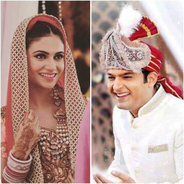 Kapil Sharma's chemistry with his Kis Kis Ko Pyar Karu actress will make his CNWK wife go green – view pics!