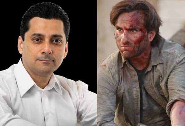 Pakistani actor Faisal Qureshi's hate speech against India and Saif Ali Khan is just so WRONG! Watchvideo