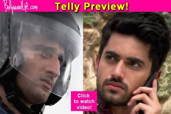 Tashan-e-Ishq: Yuvraj to ATTACK Kunj during a bike ride- watch video!