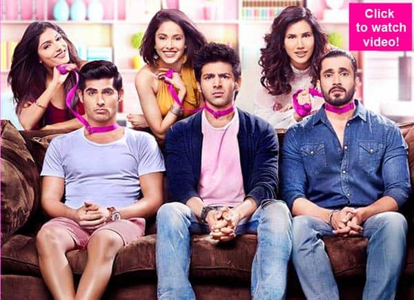 Pyaar Ka Punchnama 2 trailer: Gear up for round 2 of the woman-bashing extravaganza!
