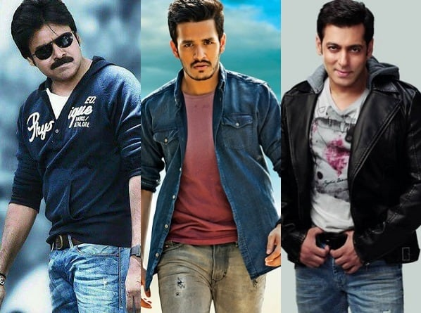 After Salman Khan, Pawan Kalyan to promote Akhil Akkineni's debut flick Akhil?