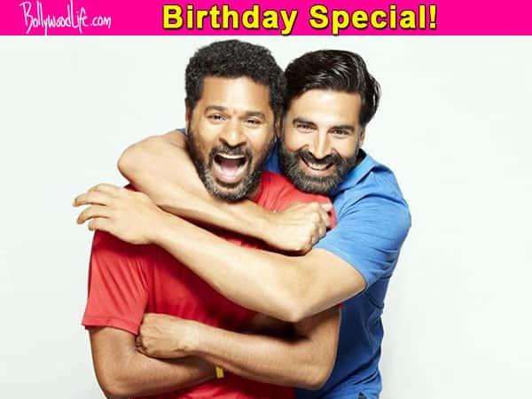 Prabhu Dheva has a special gift for Akshay Kumar on his birthday!