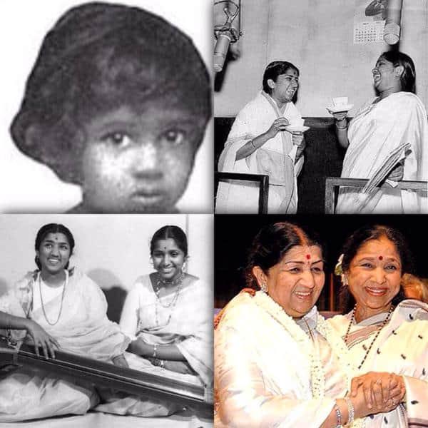 Lata Mangeshkar's birthday wish for Asha Bhonsle will make you MISS your sibling!