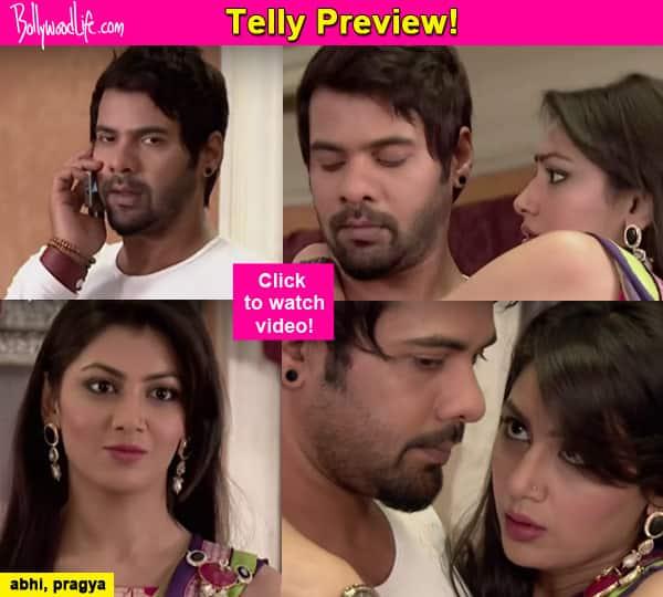 Kumkum Bhagya: Abhi and Pragya's romance will make Tanu and Aaliya burn with jealousy!