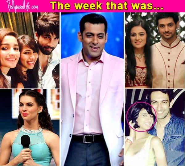 Alia Bhatt and Shahid Kapoor on Kaisi Yeh Yaariyan season 2, Scarlett Wilson's eviction from Jhalak Dikhhla Jaa Reloaded- Top 5 newsmakers of TV!