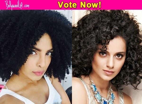 Kangana Ranaut or Priyanka Chopra – who rocks perms better? VOTE!