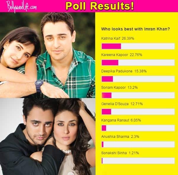 Fans want Imran Khan to pair up with Katrina Kaif again!