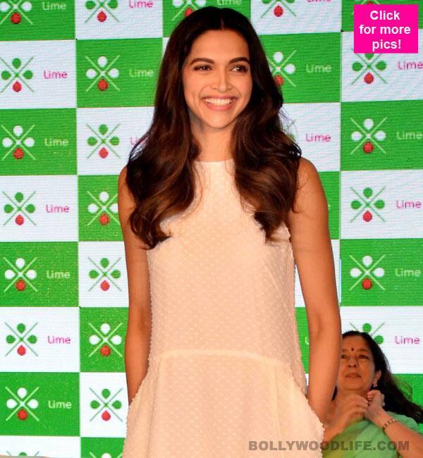 Deepika Padukone's white dress will brighten your Saturday – view pics!