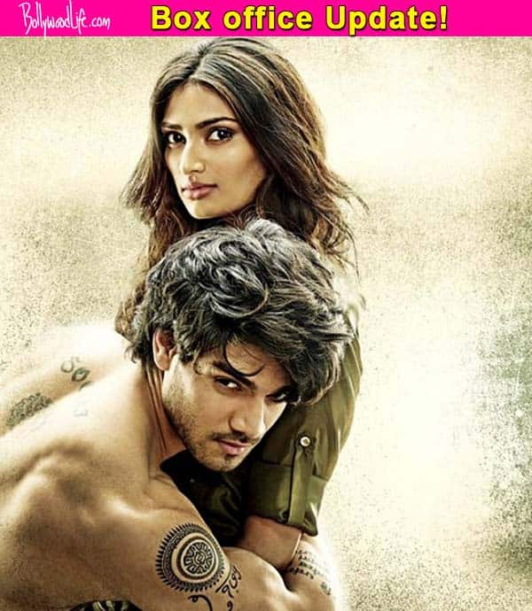 Hero box office collection: Sooraj Pancholi and Athiya Shetty's debut film makes Rs 13.47 crore!