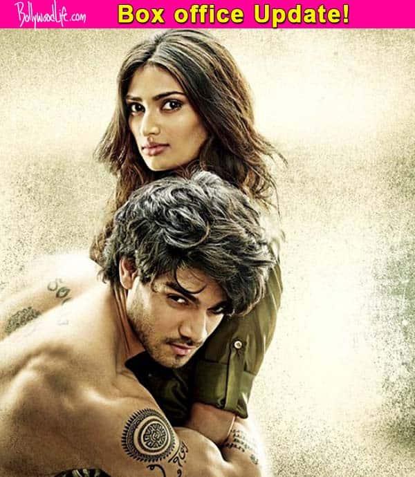 Hero box office collection: Sooraj Pancholi and Athiya Shetty's debut film makes Rs 13.47 crore!